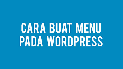 cara-buat-menu-wordpress