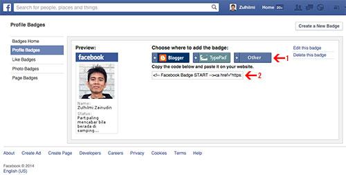 letak-facebook-dekat-blog