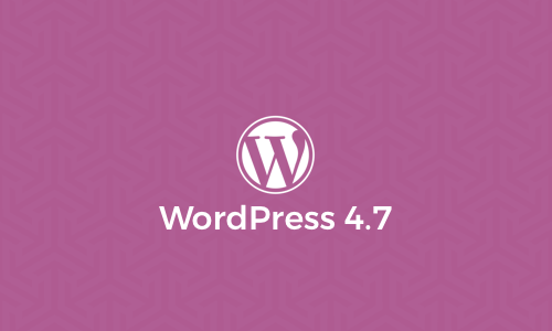 wordpress-4.7