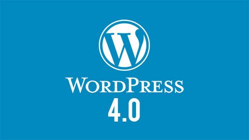 wordpress-40-diperkenalkan